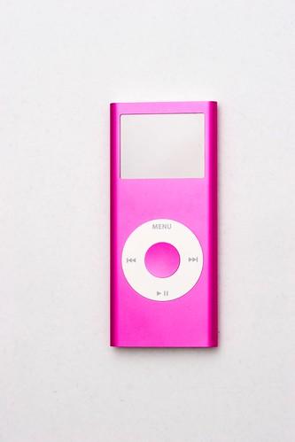 ipod nano 4gb second generation 2006