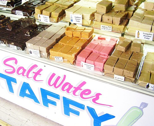 Fudge on the Boardwalk.. Seaside Heights NJ