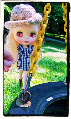 WAW -Tatiana on the swingset by jny_jeanpretty