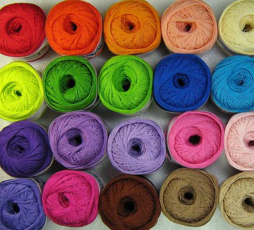 Crochet Cotton Thread Size 8 Flickr - Photo Sharing!