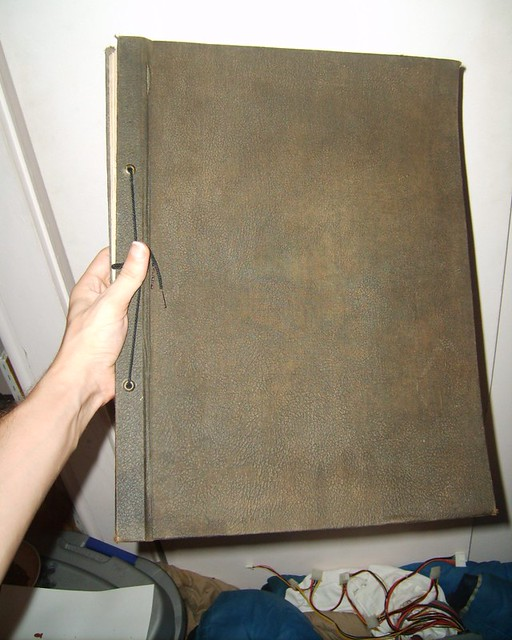 crappy sketchbook