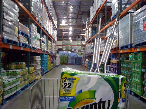 costco from the scooter