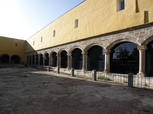 P8230497 El convento de San Gabriel en Cholula.,Puebla. Mexico por LAE Manuel Vela