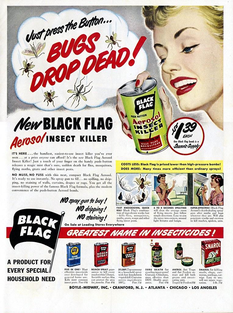Black Flag - published in Life - June 19, 1950