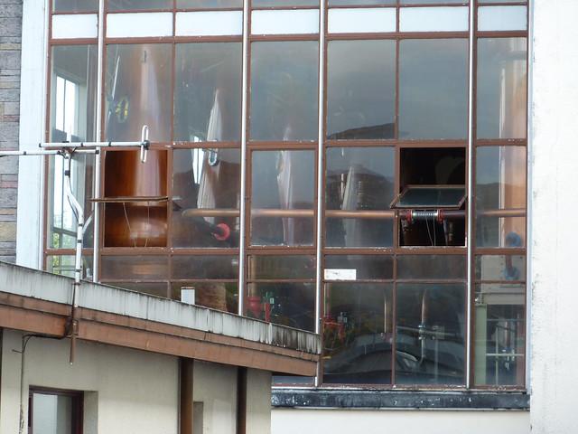 Clynelish Distillery - stills