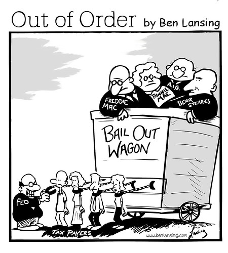 Bail Out Wagon
