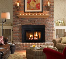 Fireplace inserts for your home