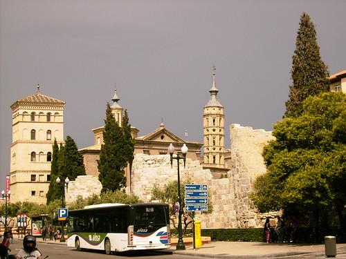Recorriendo zaragoza for Zaragoza oficina de turismo