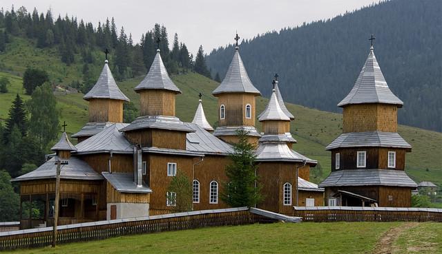 L'església dels Càrpats / The Carpathian church