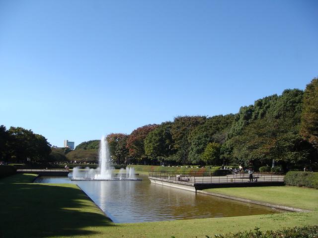Ueno park, Tokio