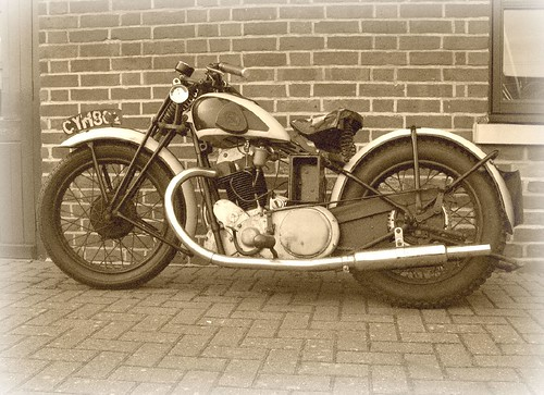 Calthorpe Motorcycle