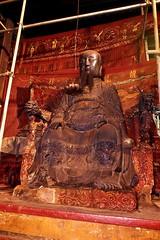 北帝銅像 Pak Tai