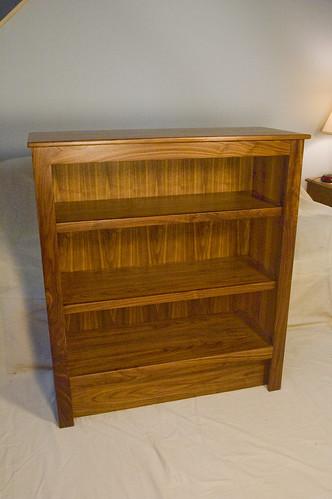 Wood Bookshelves 5