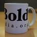 Small photo of Be Bold, Wikipedia