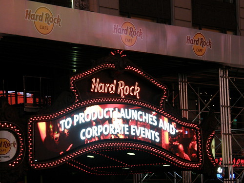new hard rock