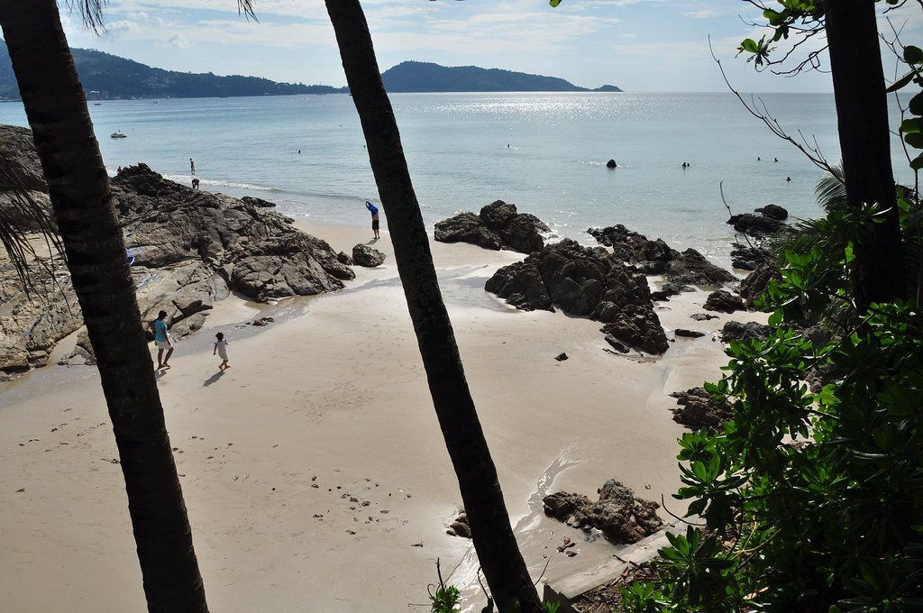 Beach in Patong