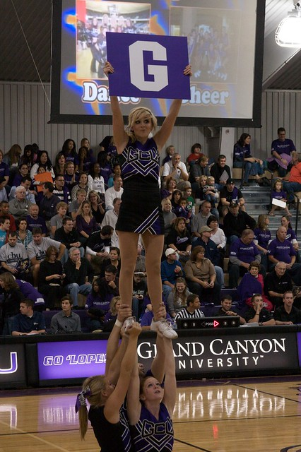 Grand Canyon University Basketball Game | Flickr - Photo ...