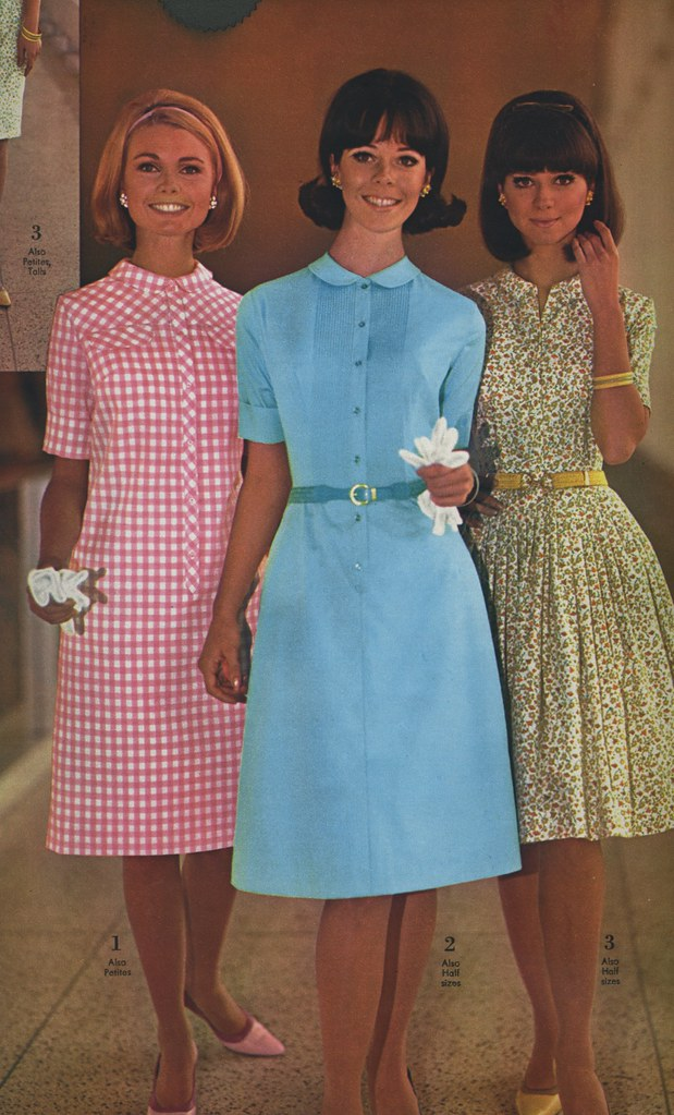 Womens 1960s Fashion The Image Kid Has It