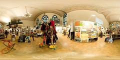 Half-yearly students' exhibition of the Art Academy of Latvia.
