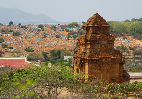 Cham Temples and Graveyard, Phan Thiet