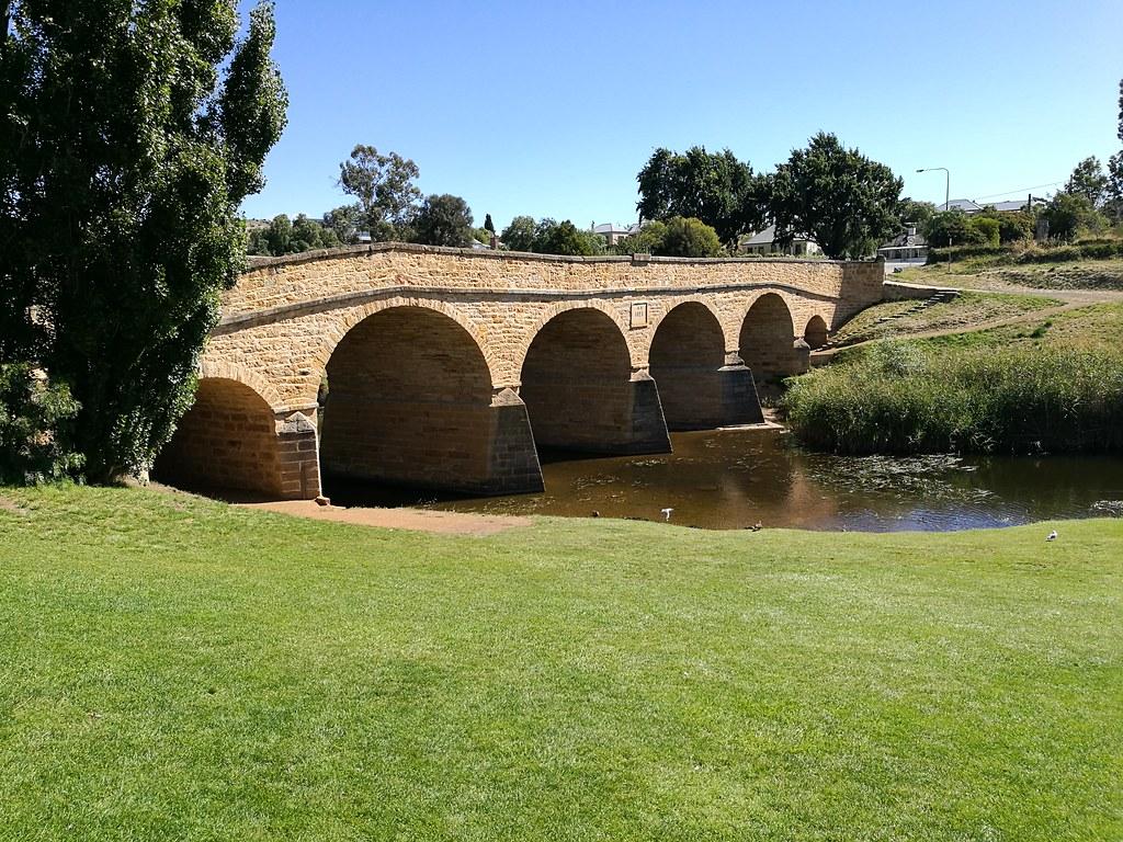 Duckhole Creek Bridge Tasmania Tripcarta
