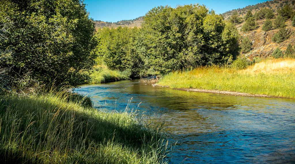 Donner und Blitzen Wild and Scenic River