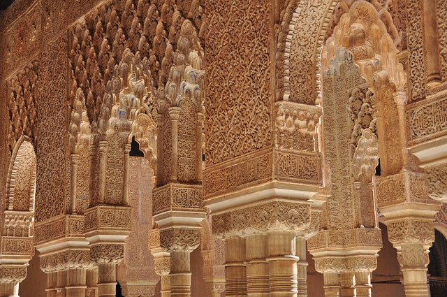 Alhambra de Granada. Explorer #365