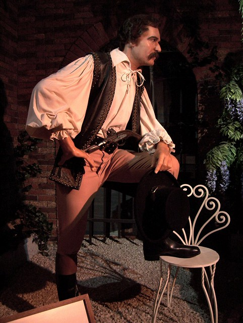jean lafitte pirate gentleman or privateer One well-known pirate, jean lafitte of the barataria pirates he considered himself not a pirate but a privateer he was considered by some to be a gentleman and a savior to new orleans.