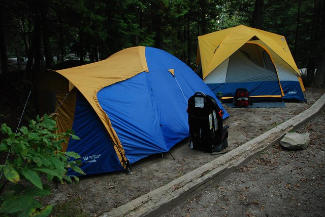 My current tent & Camping in the Boonies: My current tent