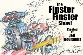 Frederator Postcards Series 7.4: The Finster Finster Show