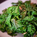 Balsamic Sauteed Mustard Greens with Garlic