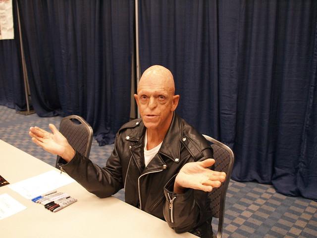houston texas crypticon horror convention michael berryman