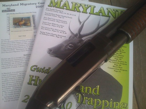 Maryland hunting licenses in baltimore county backwater for Md fishing license