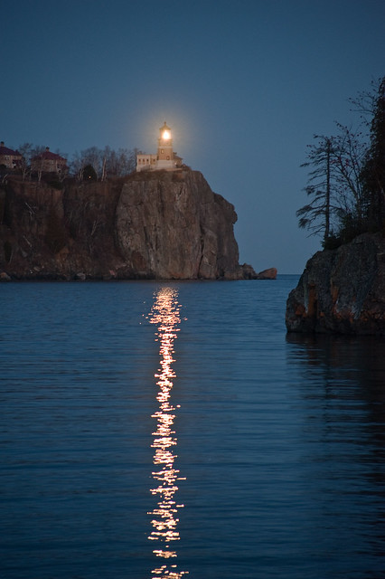 Split Rock Lighthouse - November 10, 2009