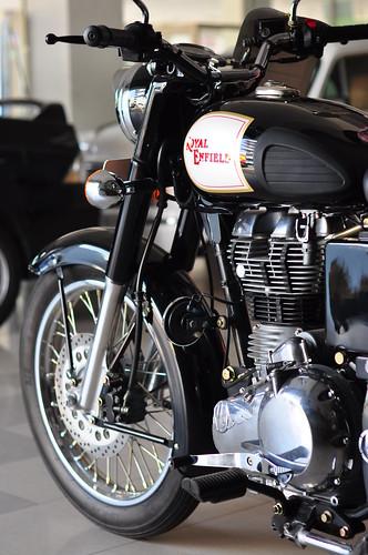 Royal Enfield Bullet Classic 350