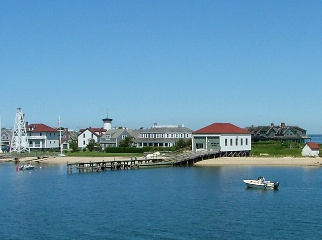 Nantucket Island, Massachusetts, Brant Point Lifeboat Station by Larry Myhre, on Flickr