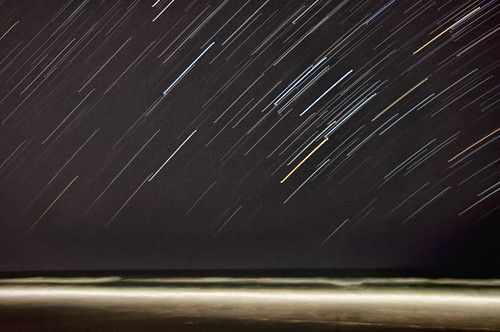 Myrtle Beach star trails | by Michael_Underwood