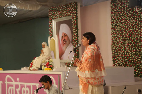 Holy Sister Bindiya Chhabra Ji, expresses her views