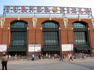 Turner Field - Atlanta GA - June 2009