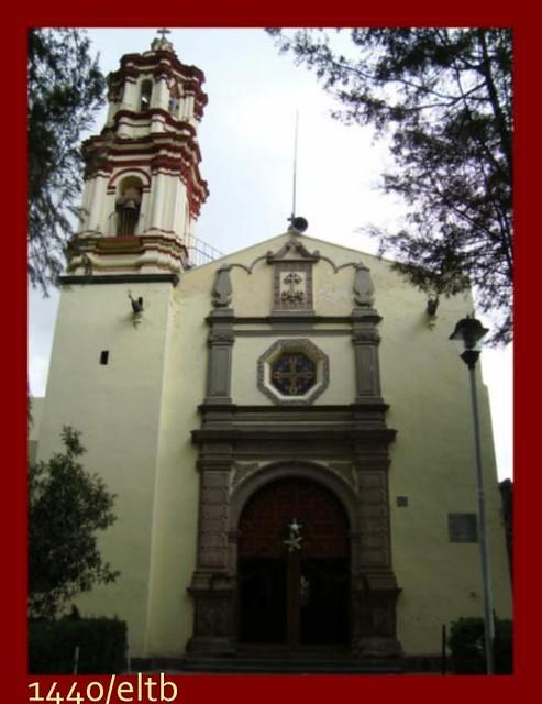 Parroquia de la Santa Cruz (Tecámac) Estado de México