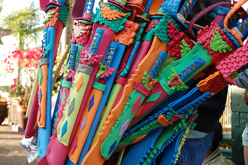 Colorful Swords