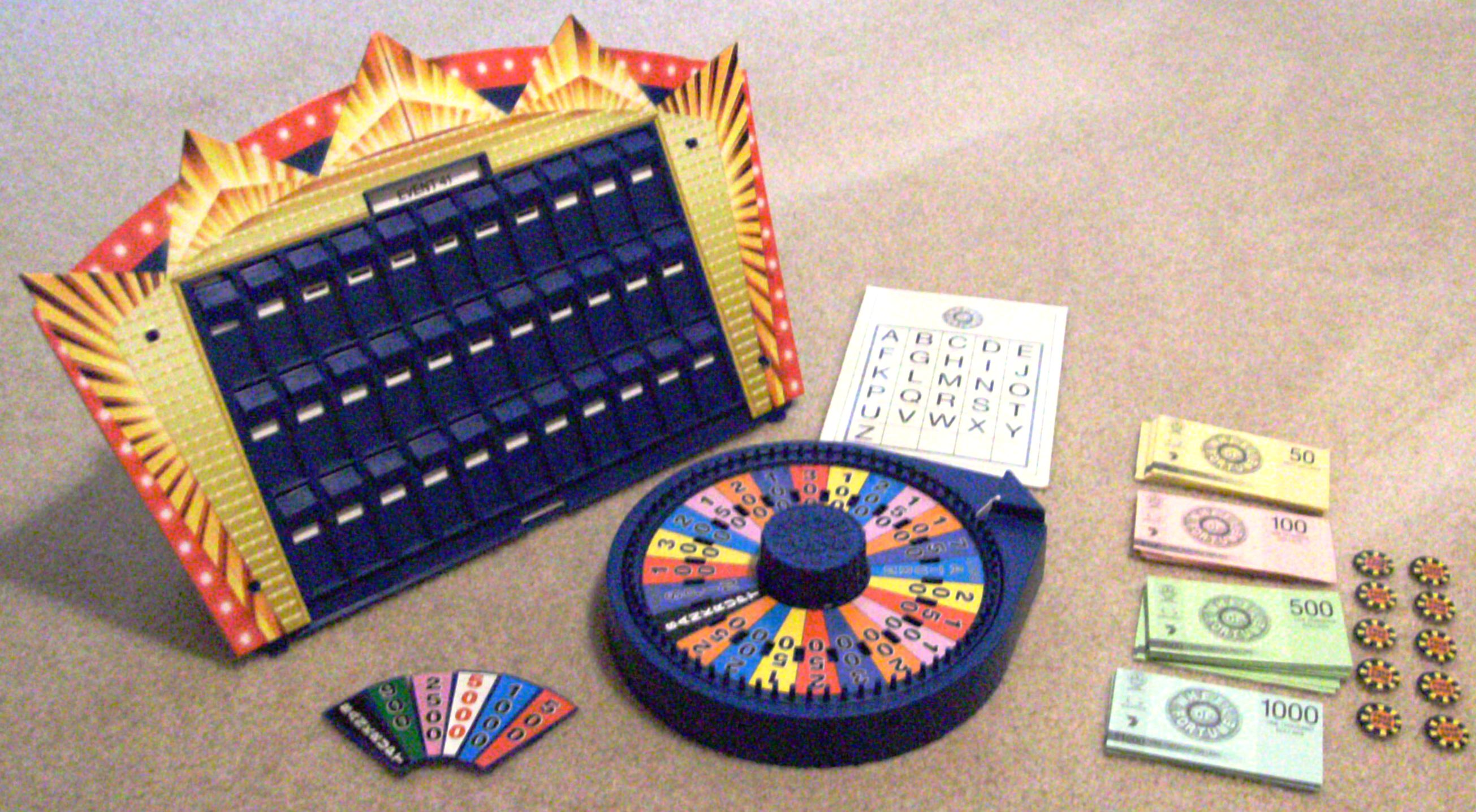 Wheel of Fortune Aussie Board Game Set | Flickr - Photo ...