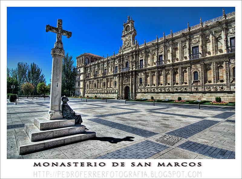 Monasterio Hostal San Marcos - León - a photo on Flickriver
