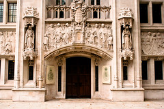Image of UK Supreme Court building, via Alex Faundez on flickr
