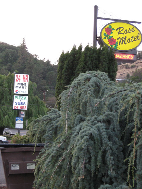 Rose Motel Myrtle Creek Oregon