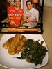 fried chicken & collard greens