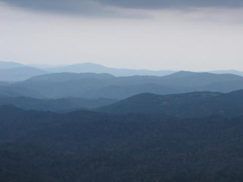autumn fall landscape october northcarolina blueridgeparkway appalachianmountains westernnorthcarolina southernappalachians ccbyncsa grandviewoverlook canonpowershotsx10is