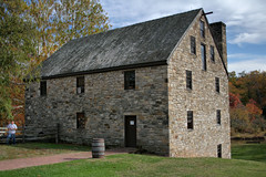Washingtons Grist Mill