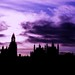 Purple Sky Over Parliament