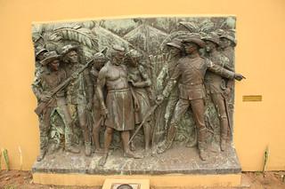 Image of Fortaleza de Maputo. maputo mozambic